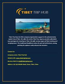 Mt. Kailash Pilgrimage Trip & Tour Packages
