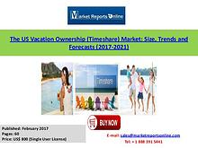 The U.S. Vacation Ownership Market Forecasts to 2017-2021