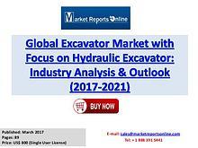 Global Construction Equipment Market Analysis 2017-2021