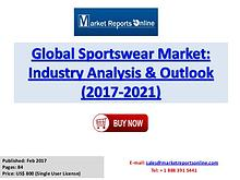 World Sportswear Market Forecast 2021