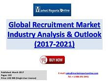 World Recruitment Market Forecast 2017-2021