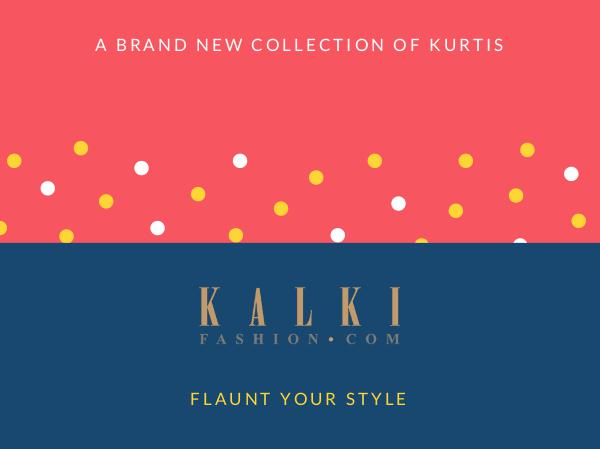 Flamboyant Kurti Collection 1