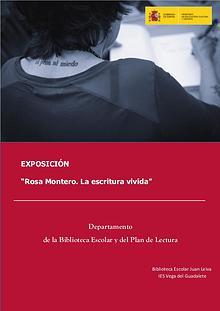 Exposición Rosa Montero