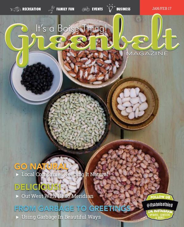 Greenbelt Magazine Volume 7, No 1