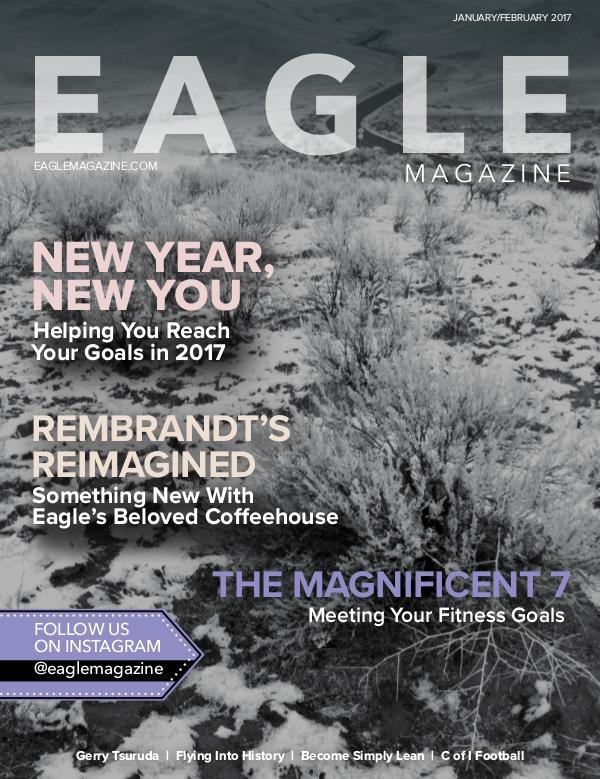 Eagle Magazine Vol 13, No 1