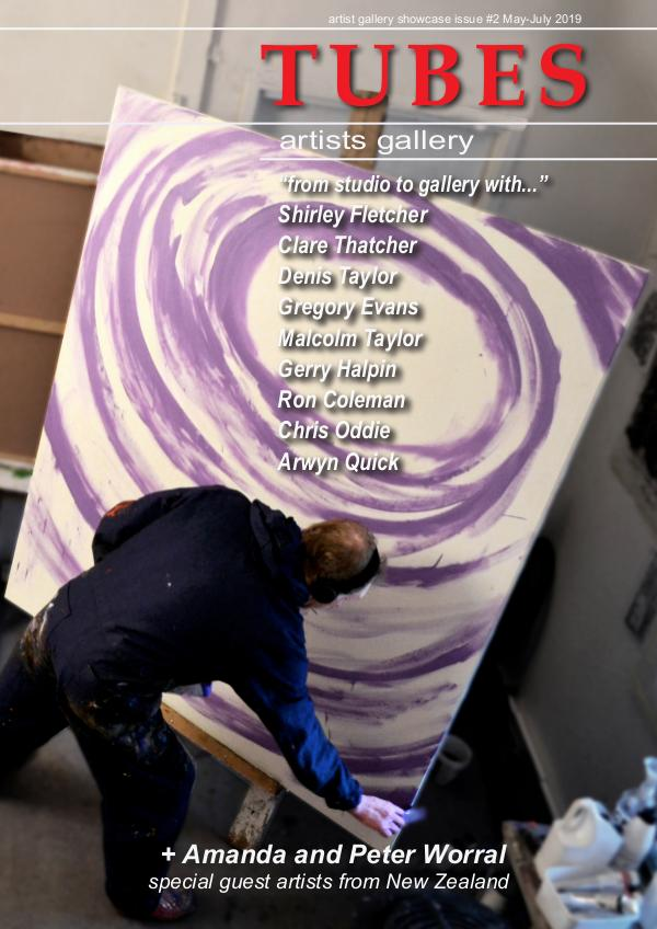 TAG- tubes artists gallery TAG#2 Tubes Artists Gallery
