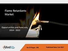 Flame Retardants Market size by Type and Applications - AMR