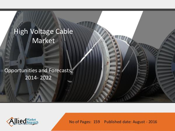 High Voltage Cable Market by Type High Voltage Cable Market by Type