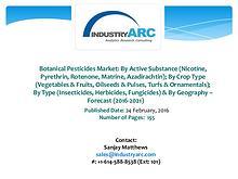 Botanical Pesticides Market Boosted Development of 6 Bio-Pesticide