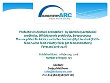 Probiotics in Animal Feed Market Predicts