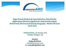 Algae Protein Market Expects Europe's Dominant Market Share to Las