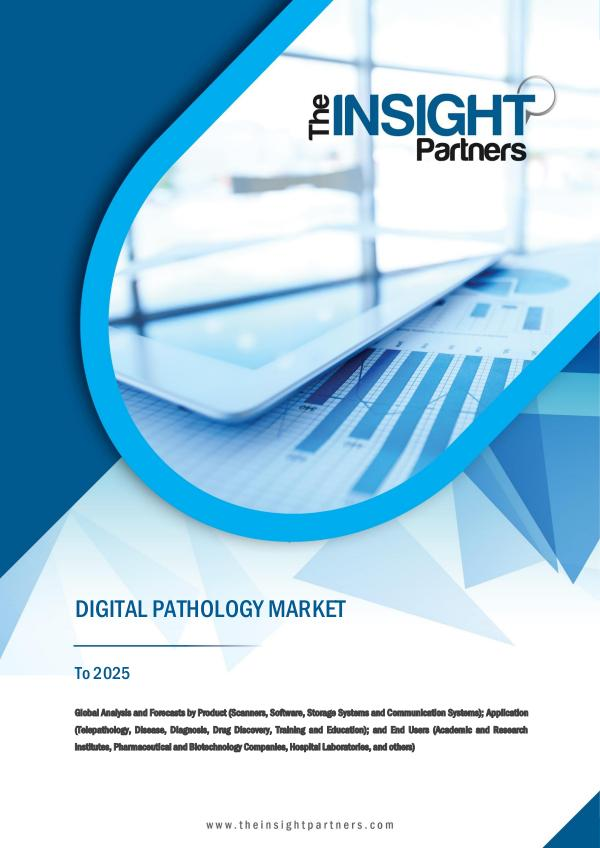 Digital Pathology Market is Growing at a High CAGR
