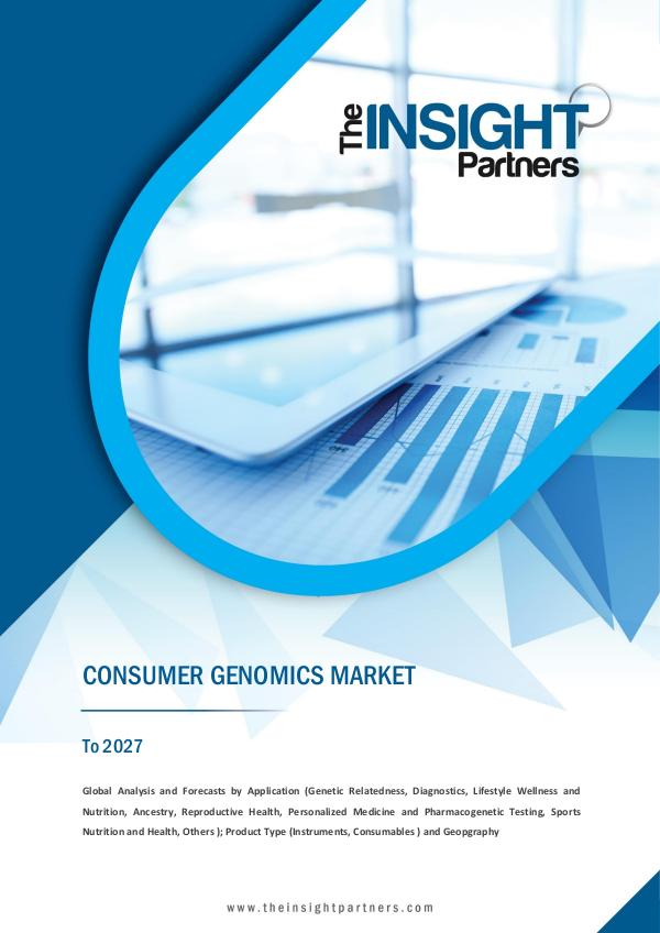 2027 Consumer Genomics Market International Future