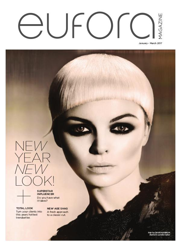 Eufora Magazine January - March 2017