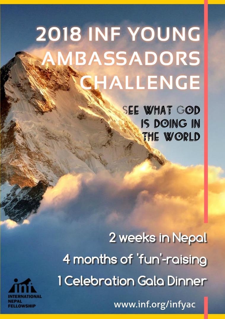YAC - INF's Young Ambassadors' Challenge 2018