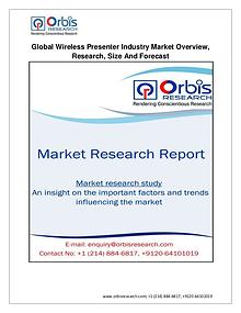2017 Market Research Report on Global Wireless Presenter Industry