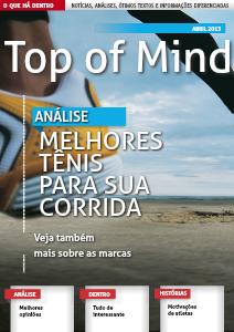 Top of Mind A revista dos esportes!