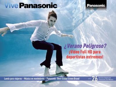 Vive Panasonic 26