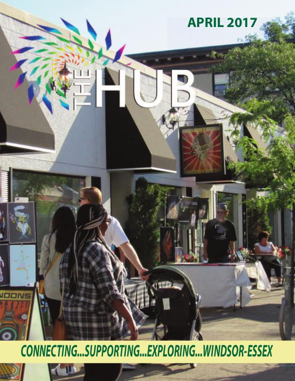 The Hub April 2017