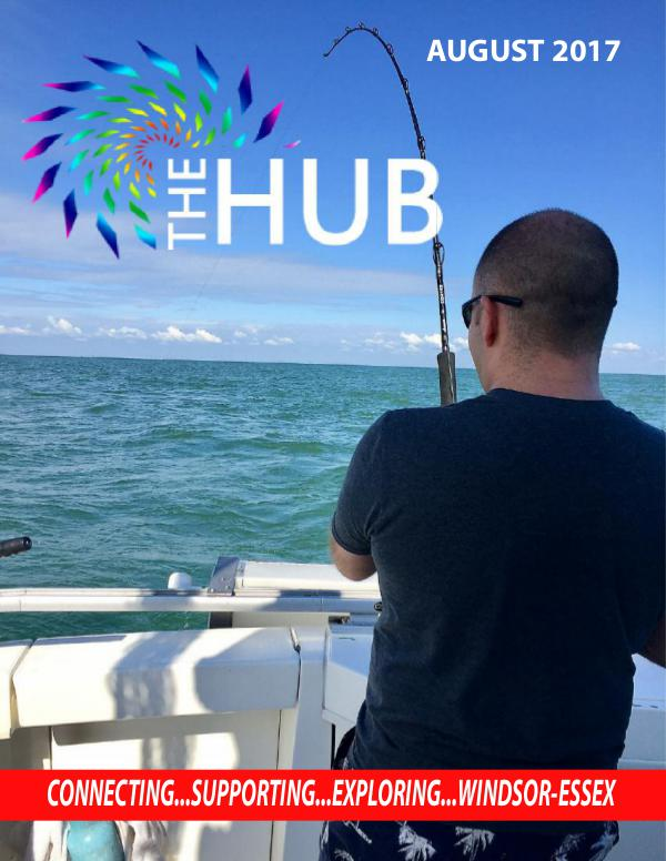 The Hub August 2017