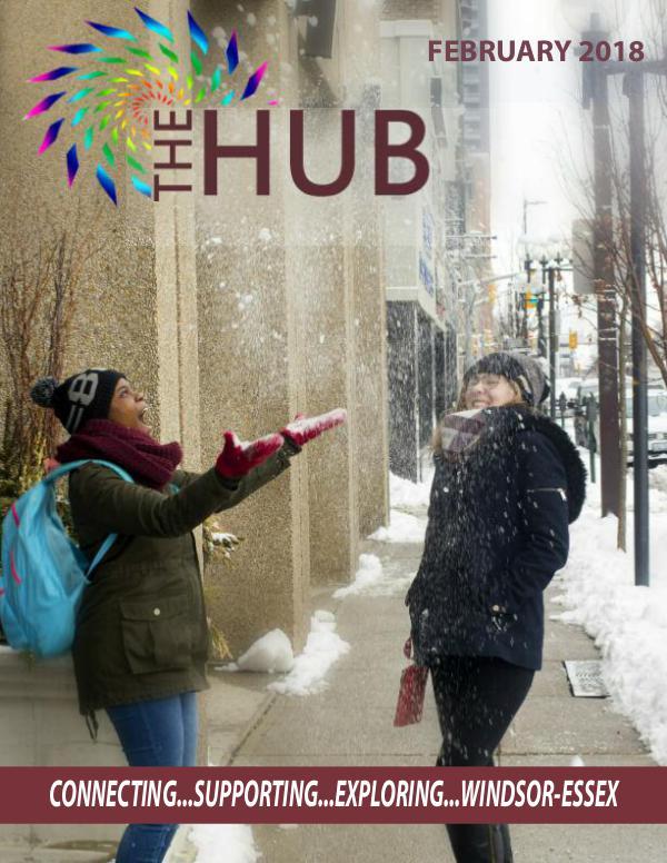 The Hub February 2018