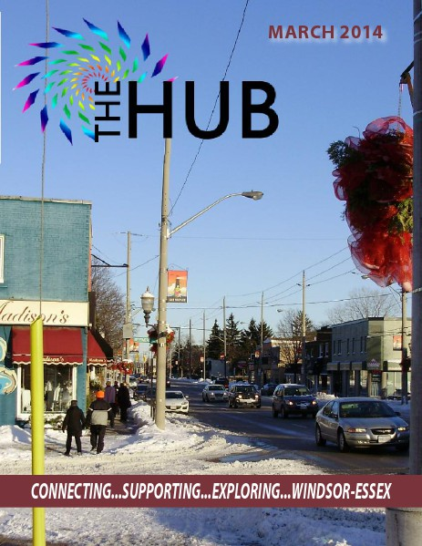 The Hub March 2014