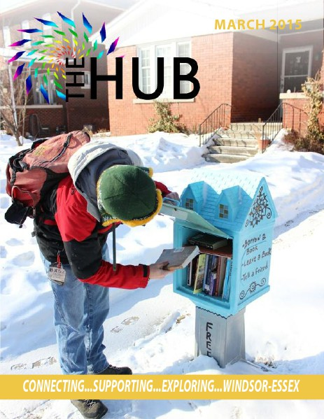 The Hub March 2015
