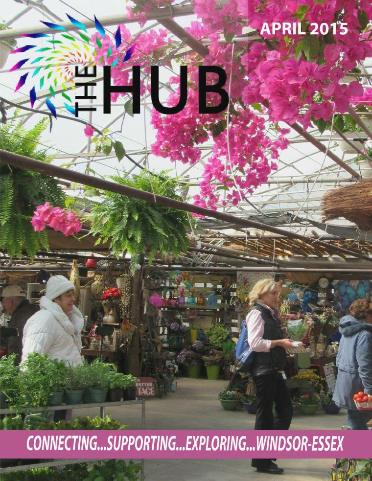 The Hub April 2015