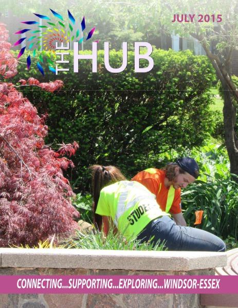 The Hub July 2015