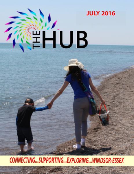 The Hub July 2016