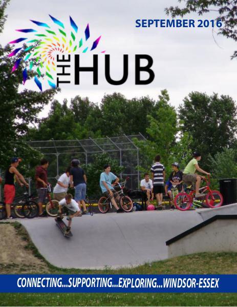 The Hub September 2016
