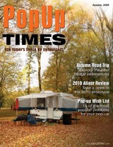 PopUp Times Autumn 2009
