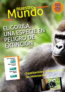 EL GORILA, ESPECIE EN PELIGRO DE EXTINCION