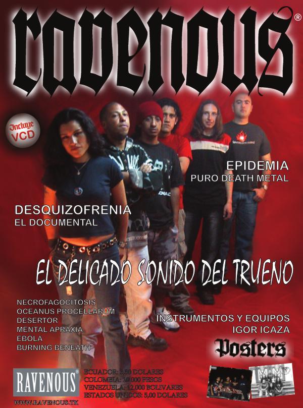 Ravenous Magazine Ravenous 01