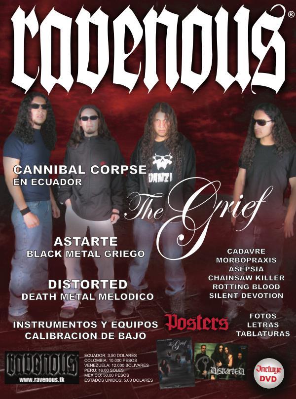Ravenous Magazine Ravenous 02