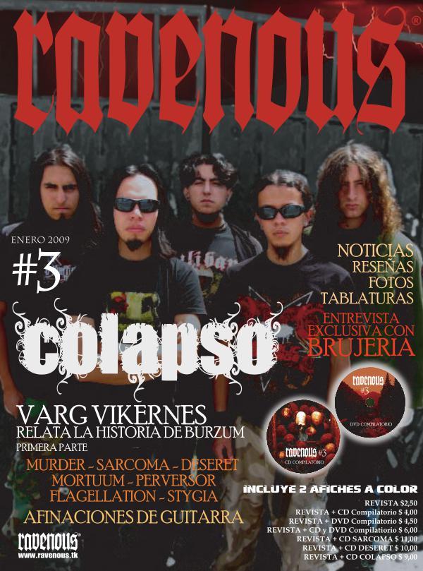 Ravenous Magazine Ravenous 03