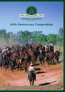 ASHS 40th Anniversary Compendium