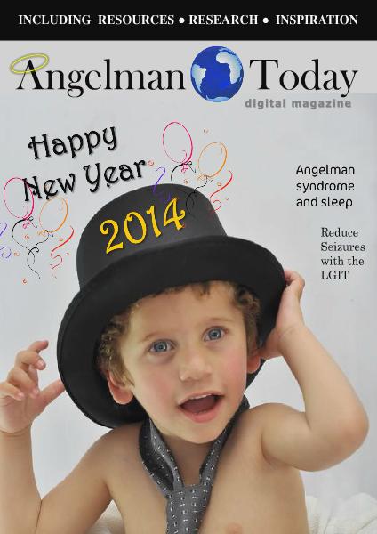 Angelman Today January / February edition 2014