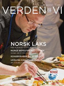 Verden og Vi - Norges sjømatråd Vår 2013