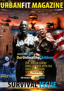 Urbanfit Magazine Summer 2013