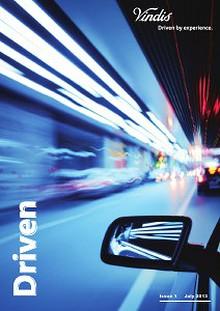Vindis Driven Magazine