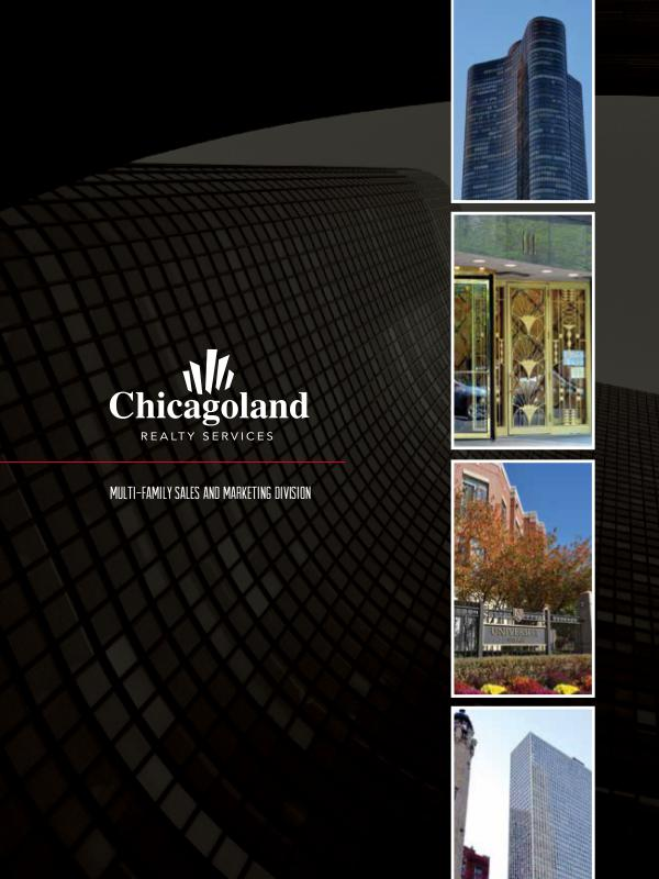 Chicagoland Realty Serivces Multi-Family Sales and Marketing