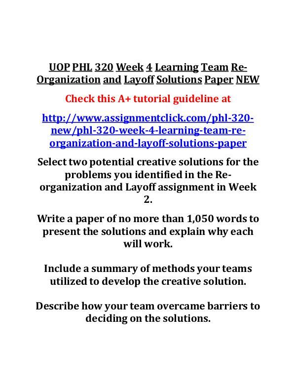 UOP GEN 201 Week 4 Individual Using Sources