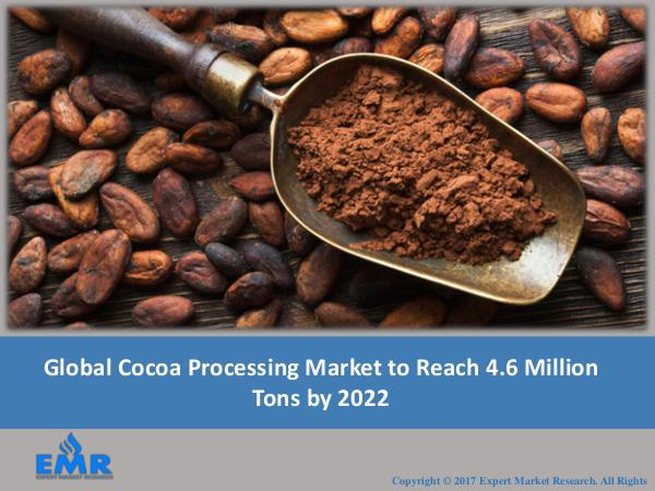 Cocoa Processing Industry 2017-2022