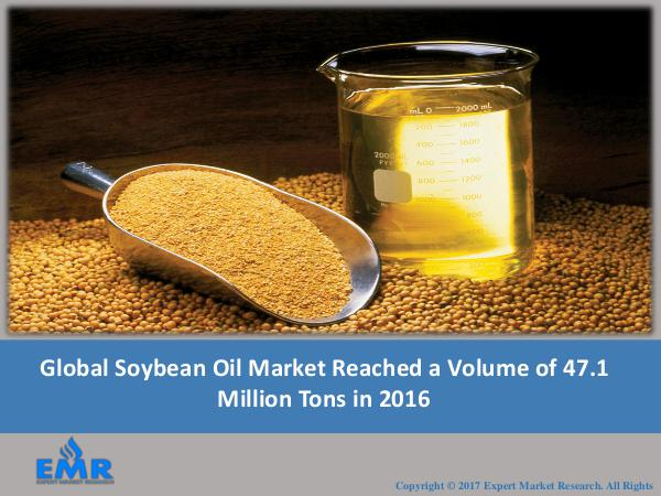 Soybean Oil Market Price, Trends 2017-2022