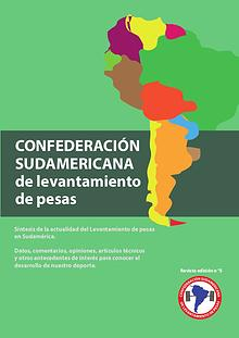 revista sudamericana de pesas V