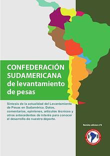 revista de pesas sudamericana 8