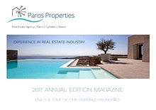 Houses for sale by Paros Properties Real Estate Agency