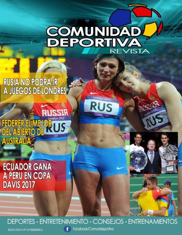 Comunidad Deportiva 3