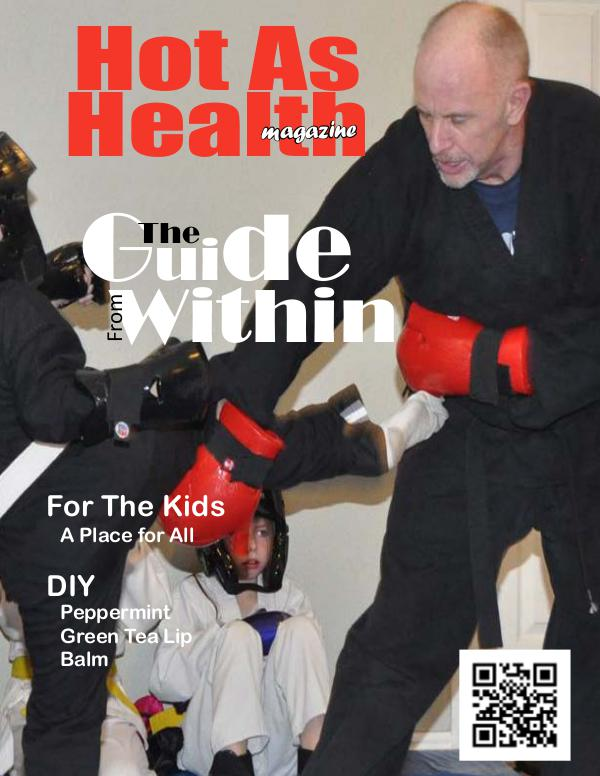 Hot As Health Magazine January/February 2017